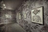 Overtryk / Eruption - 2016-2017, Installation View: Gråzone / Grey Area, Trapholt Kunstmuseum, DK